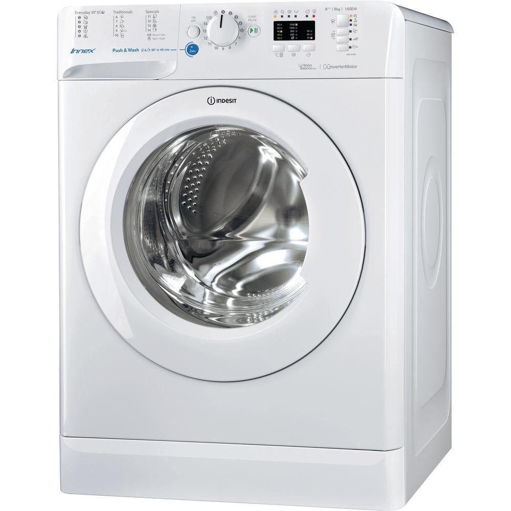 Indesit BWA 81683X W EU wasmachine - Prijsvergelijk