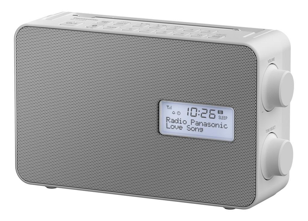 Foto van Panasonic RF-D30BTEG-W DAB radio