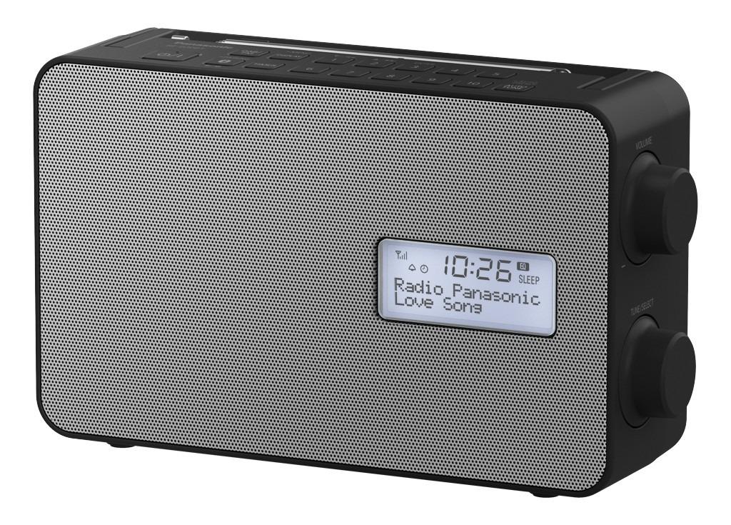 Foto van Panasonic RF-D30BTEG-K DAB radio
