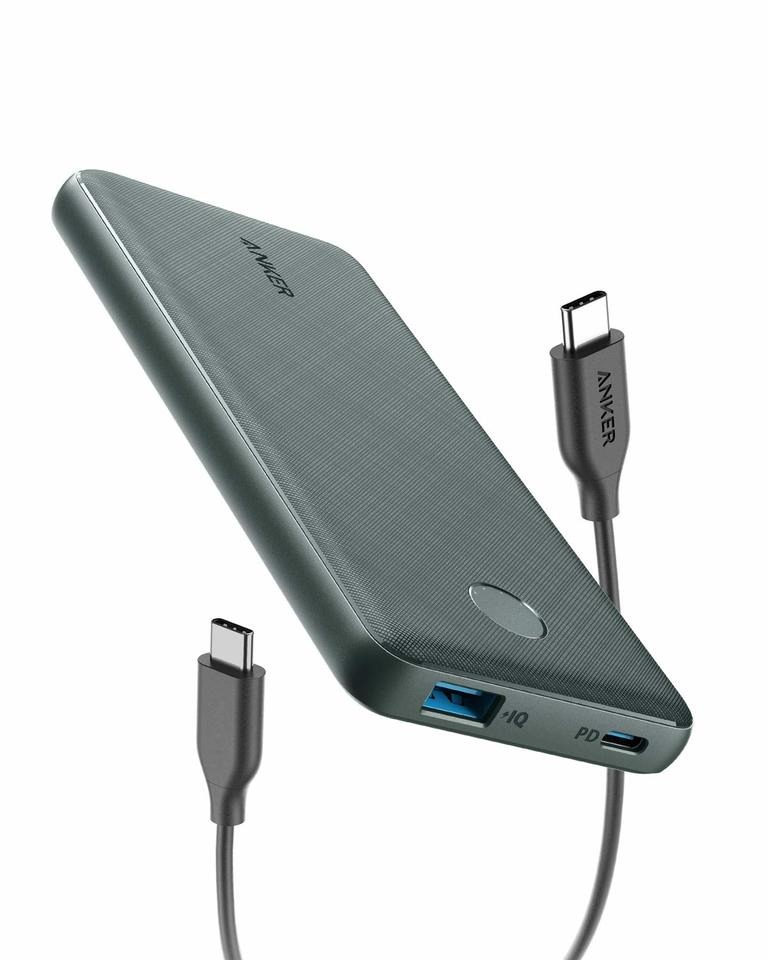 Anker PowerCore Sense 10000 PD Powerbank Zwart