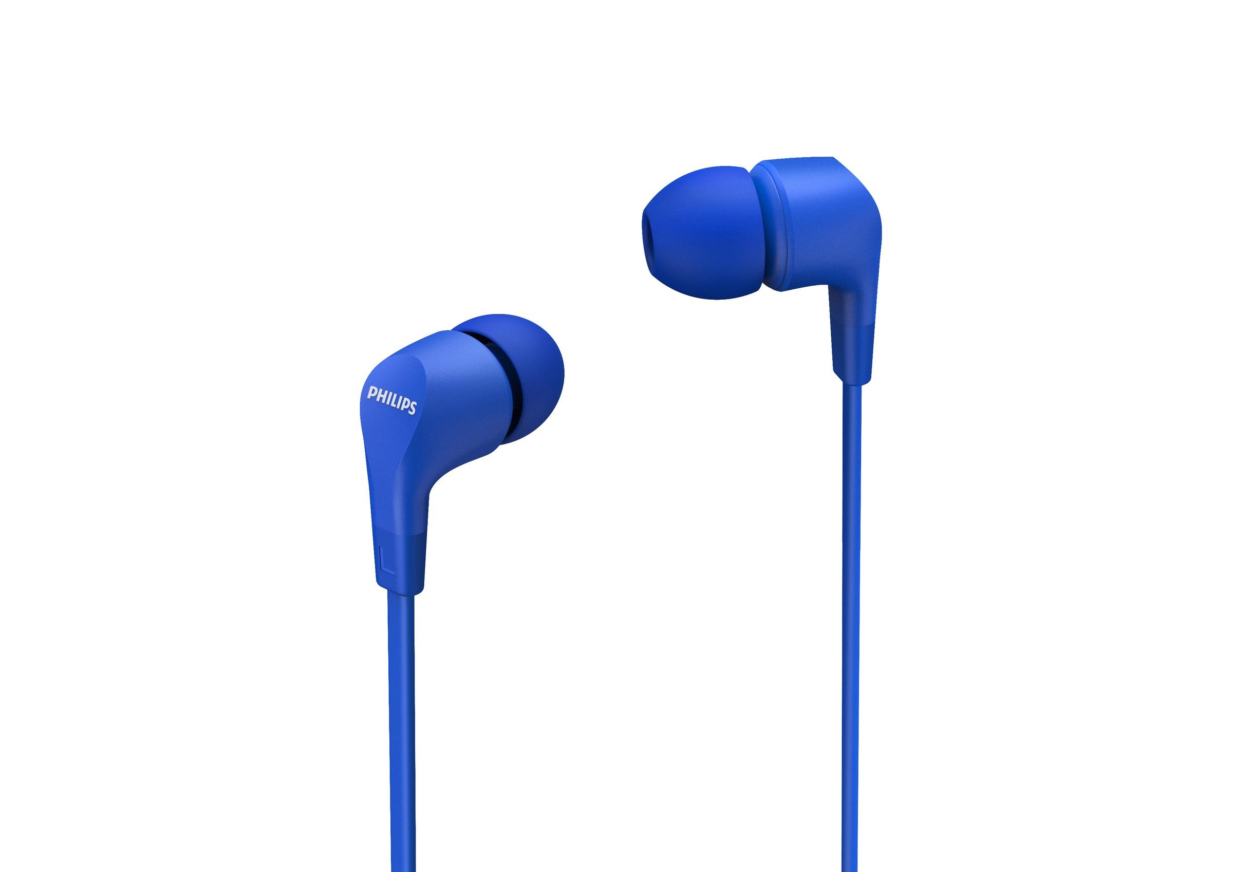 Foto van Philips TAE1105BL/00 In-ear oordopjes