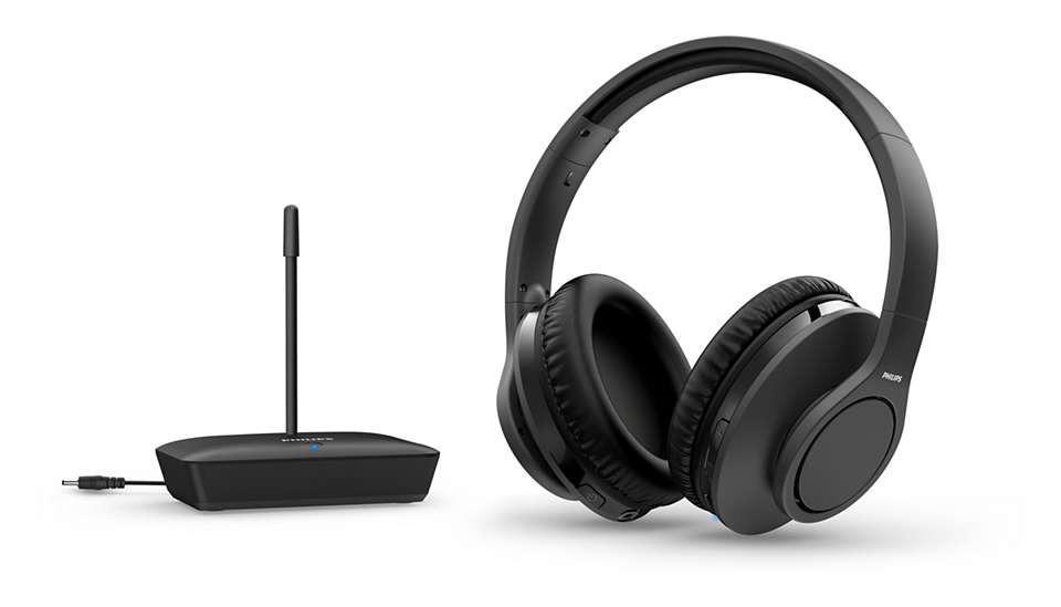 Philips TAH6005BK-00 Bluetooth Over-ear hoofdtelefoon