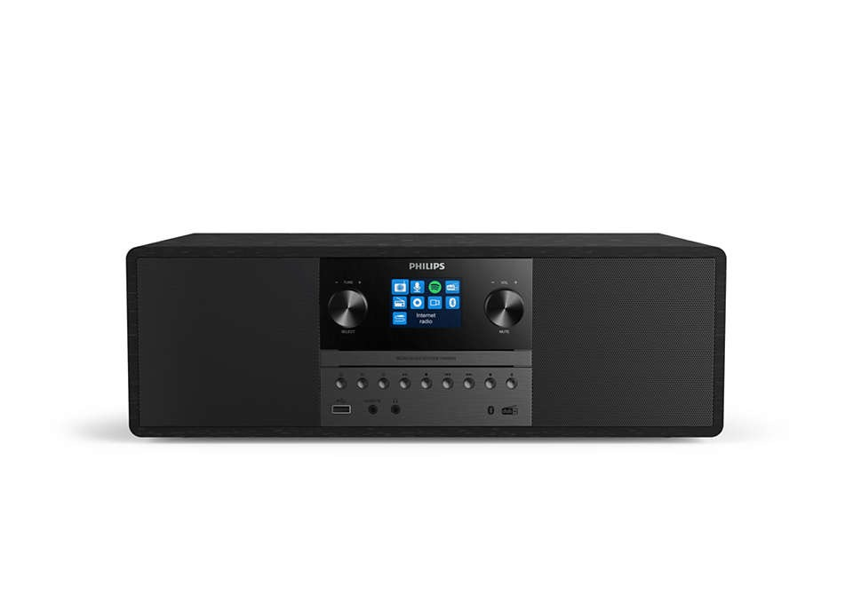 Philips TAM6805-10 DAB radio
