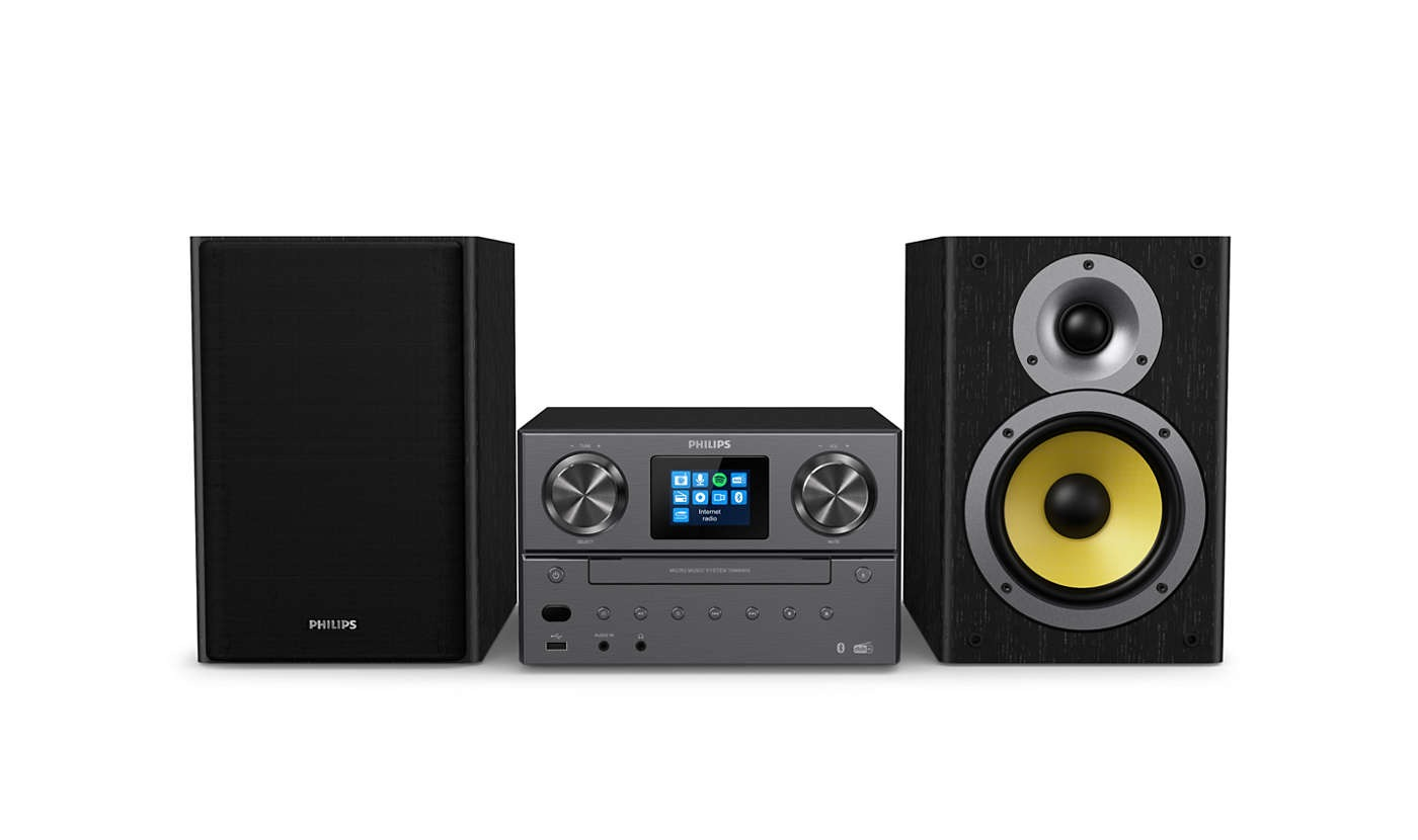 Philips TAM8905-10 Stereo set