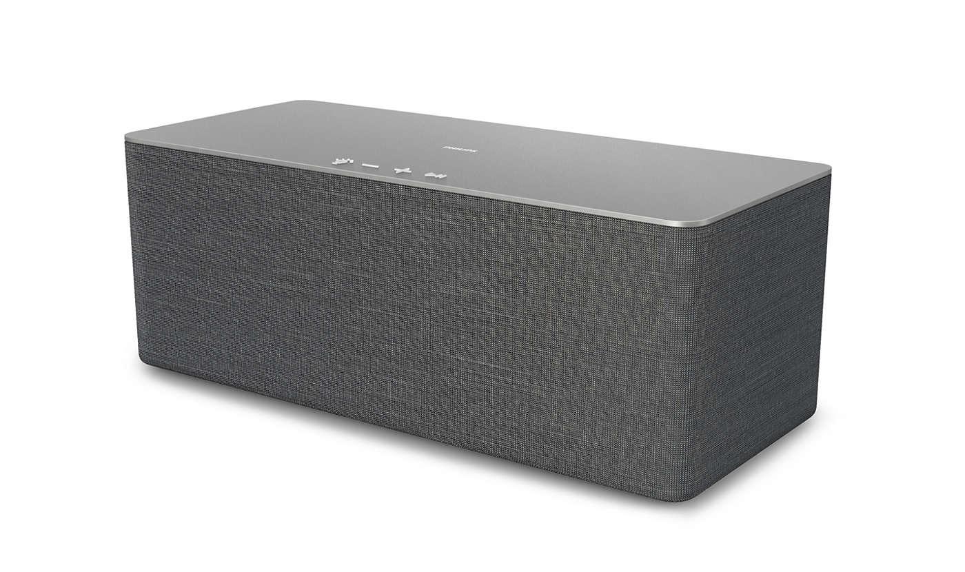 Foto van Philips TAW6505/10 Wifi speaker