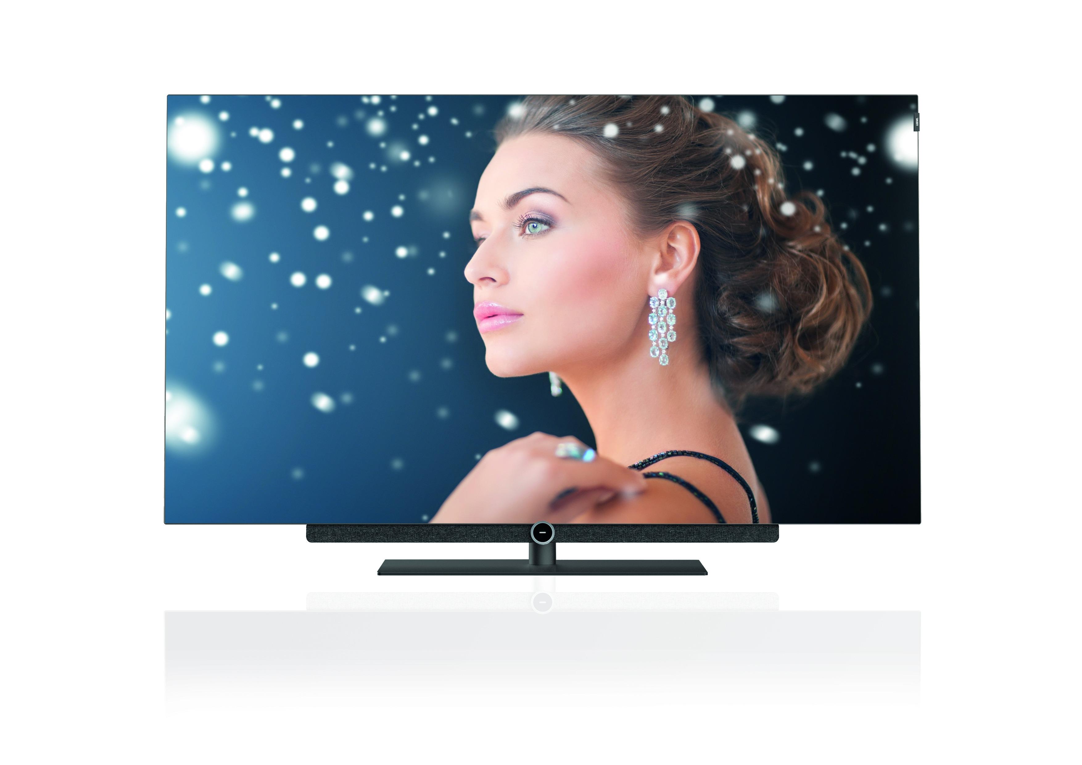 Foto van Loewe bild 3.55 OLED OLED TV