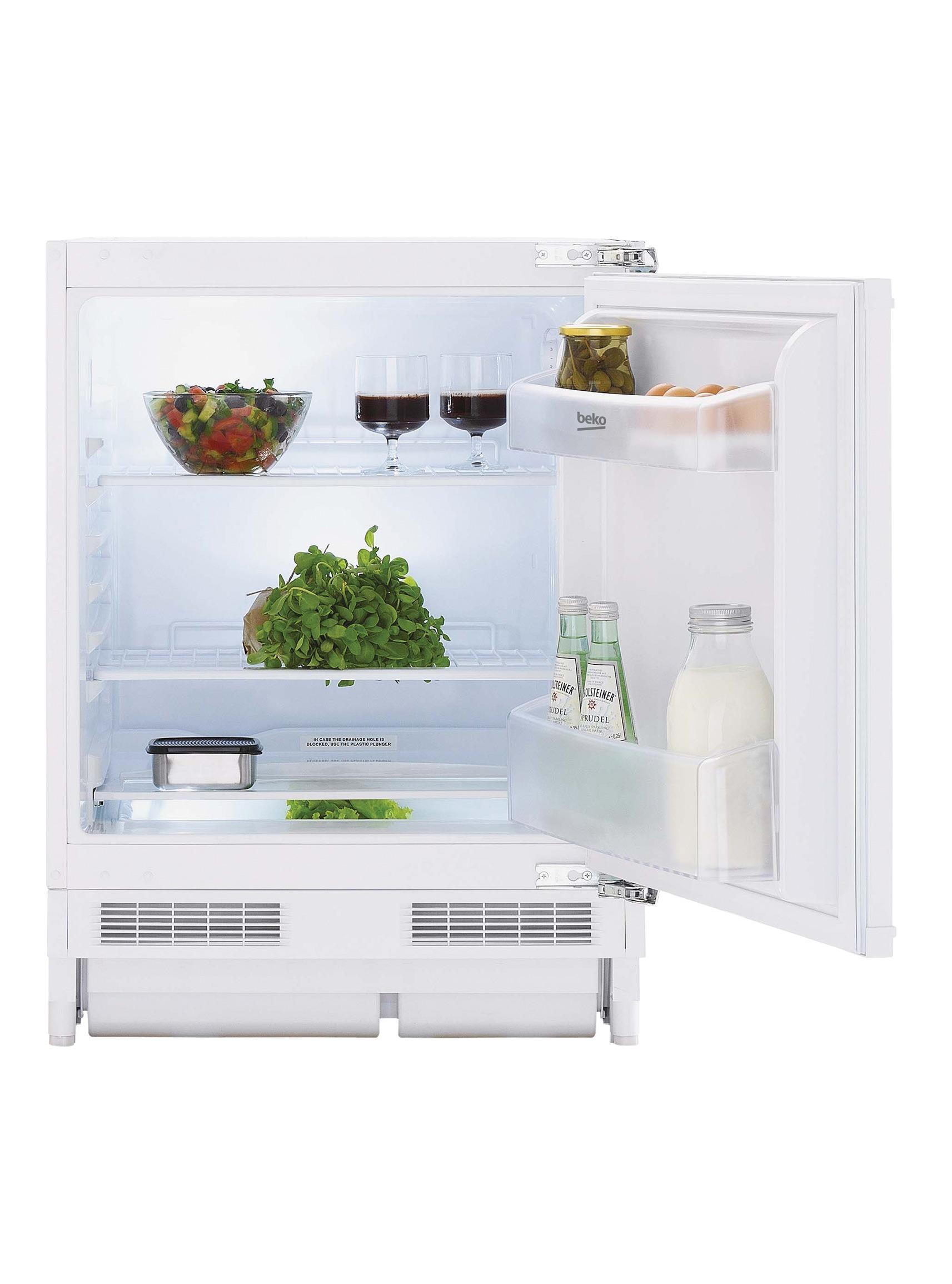 Beko BU1103N Inbouw koelkast Wit