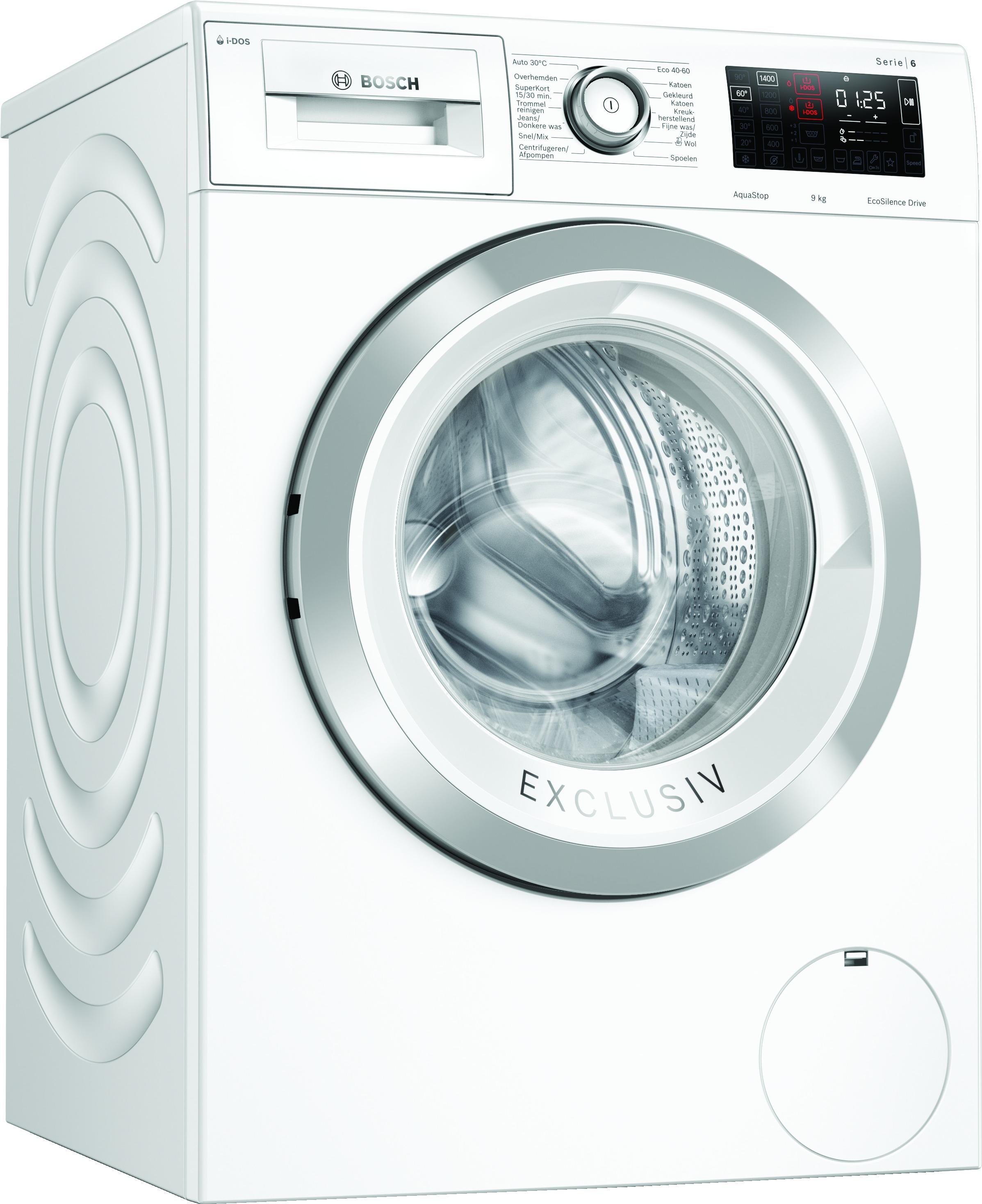 Bosch WAU28P90NL Wasmachine Wit
