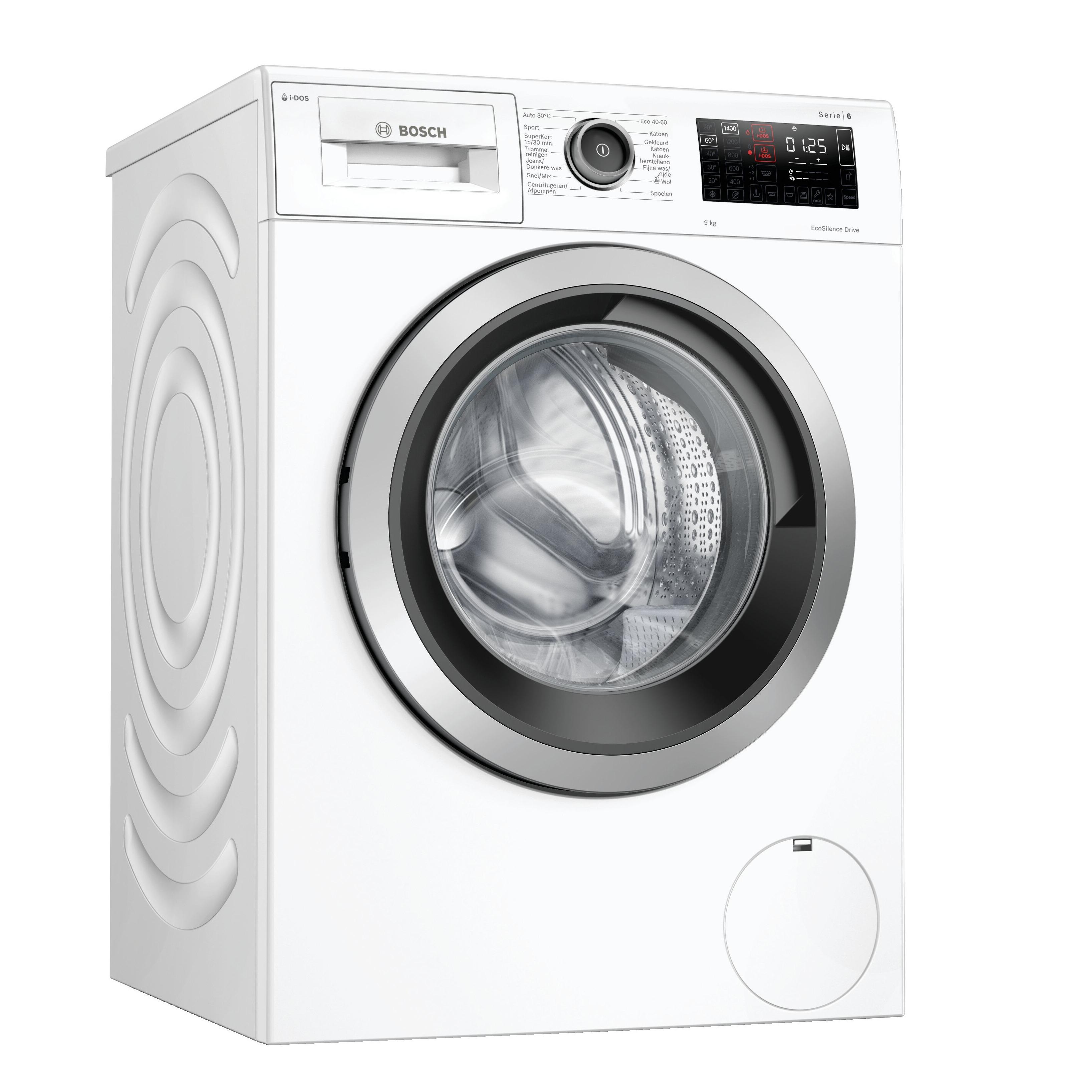 Bosch WAU28P00NL Wasmachine
