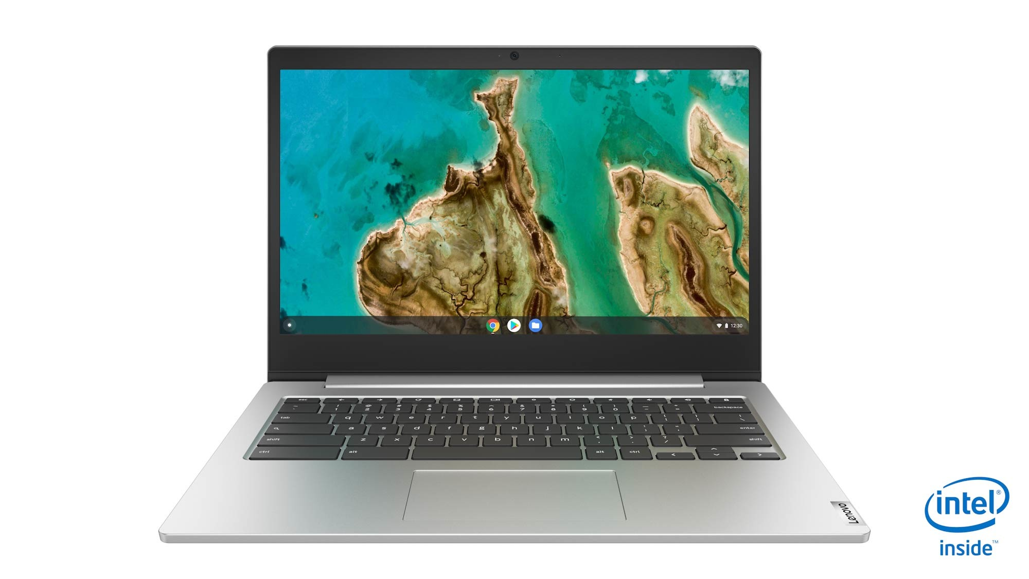 Dagaanbieding - Lenovo chromebook Chromebook IdeaPad 3 14IGL05 82C1000XMH Grijs dagelijkse koopjes
