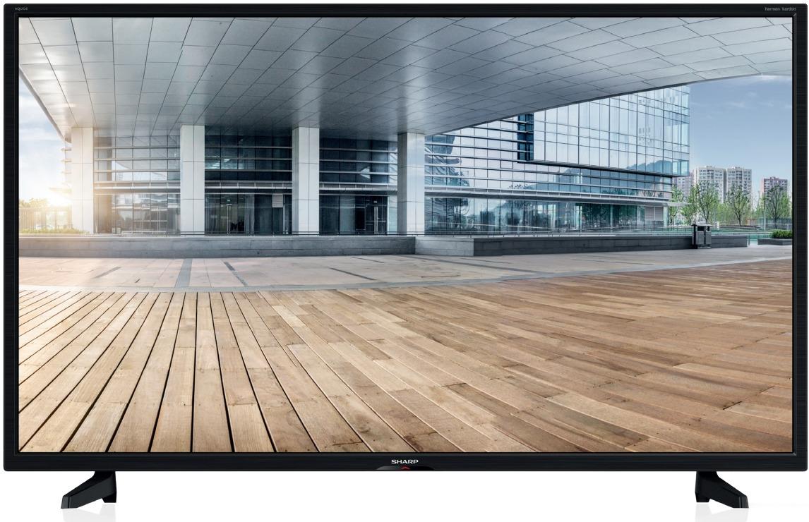 Korting Sharp LC 32CB3E LED TV