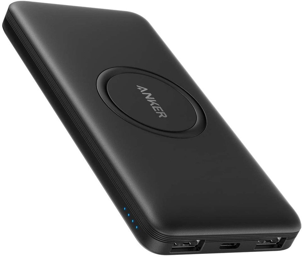 Anker PowerCore Wireless 10K Powerbank