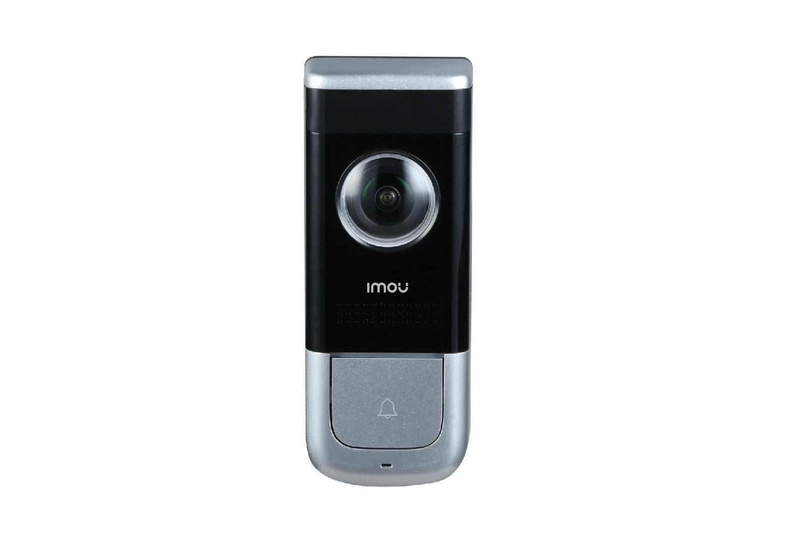 Imou VIdeo Deurbel bedraad Smart home accessoire Zwart
