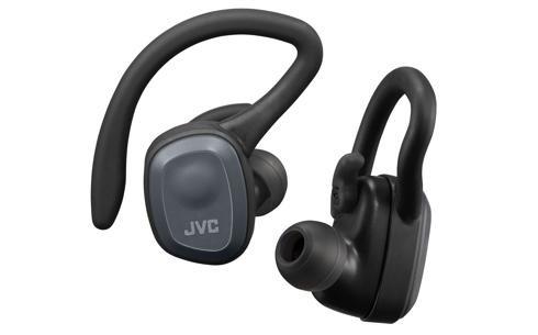 JVC HA-ET45T Oordopjes Zwart