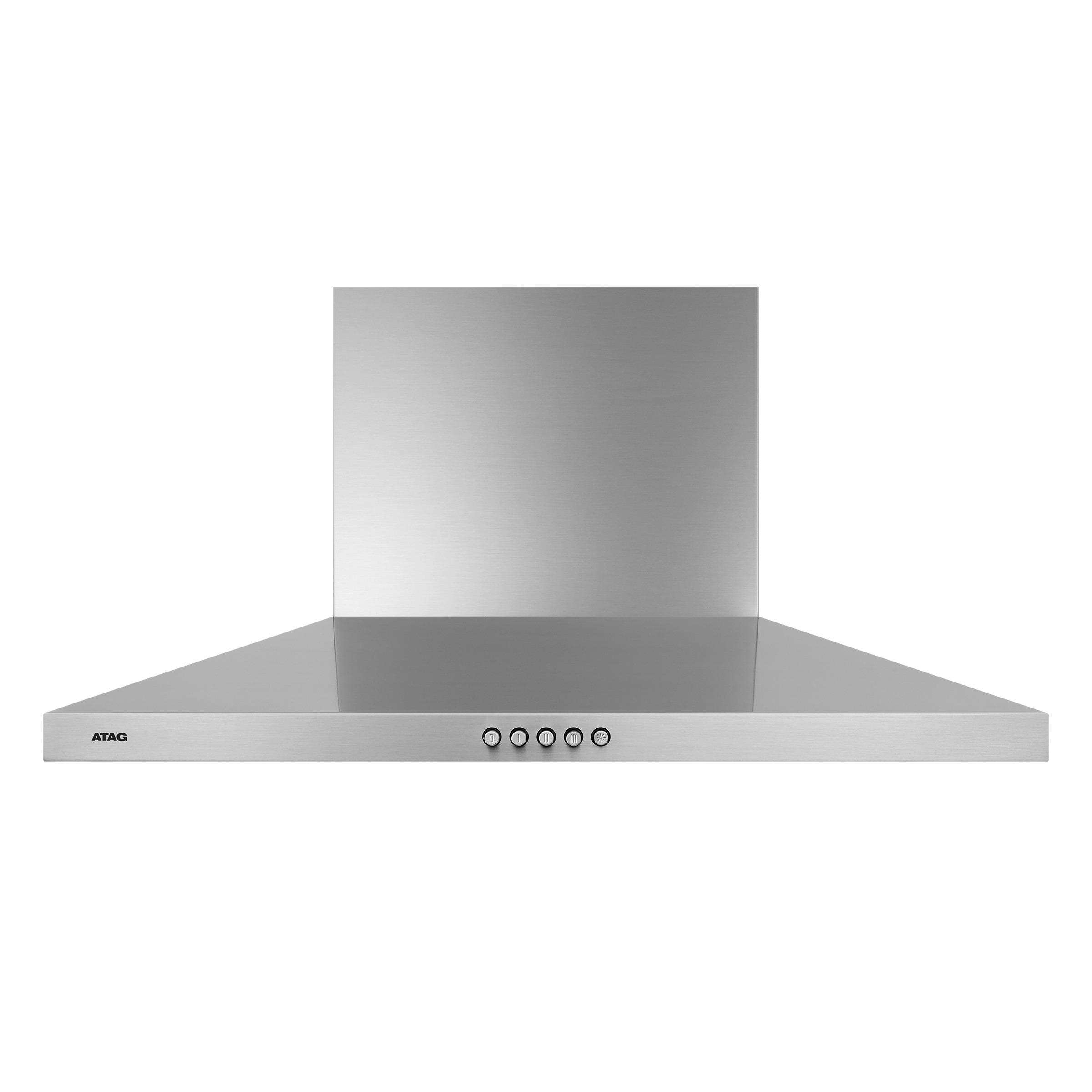Atag WS60211PM Eilandkap Aluminium