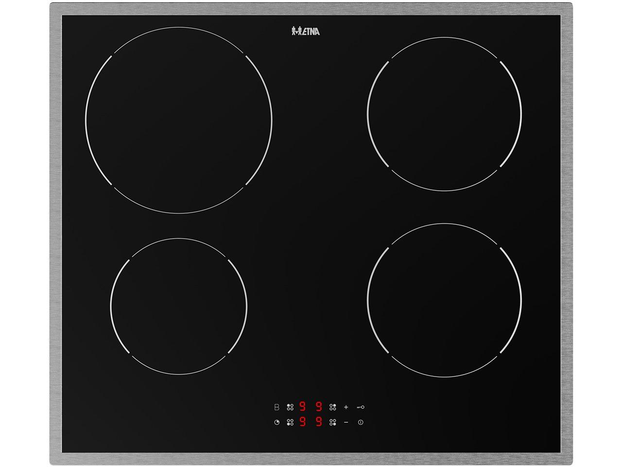 Etna KI2160RVS Inductie inbouwkookplaat