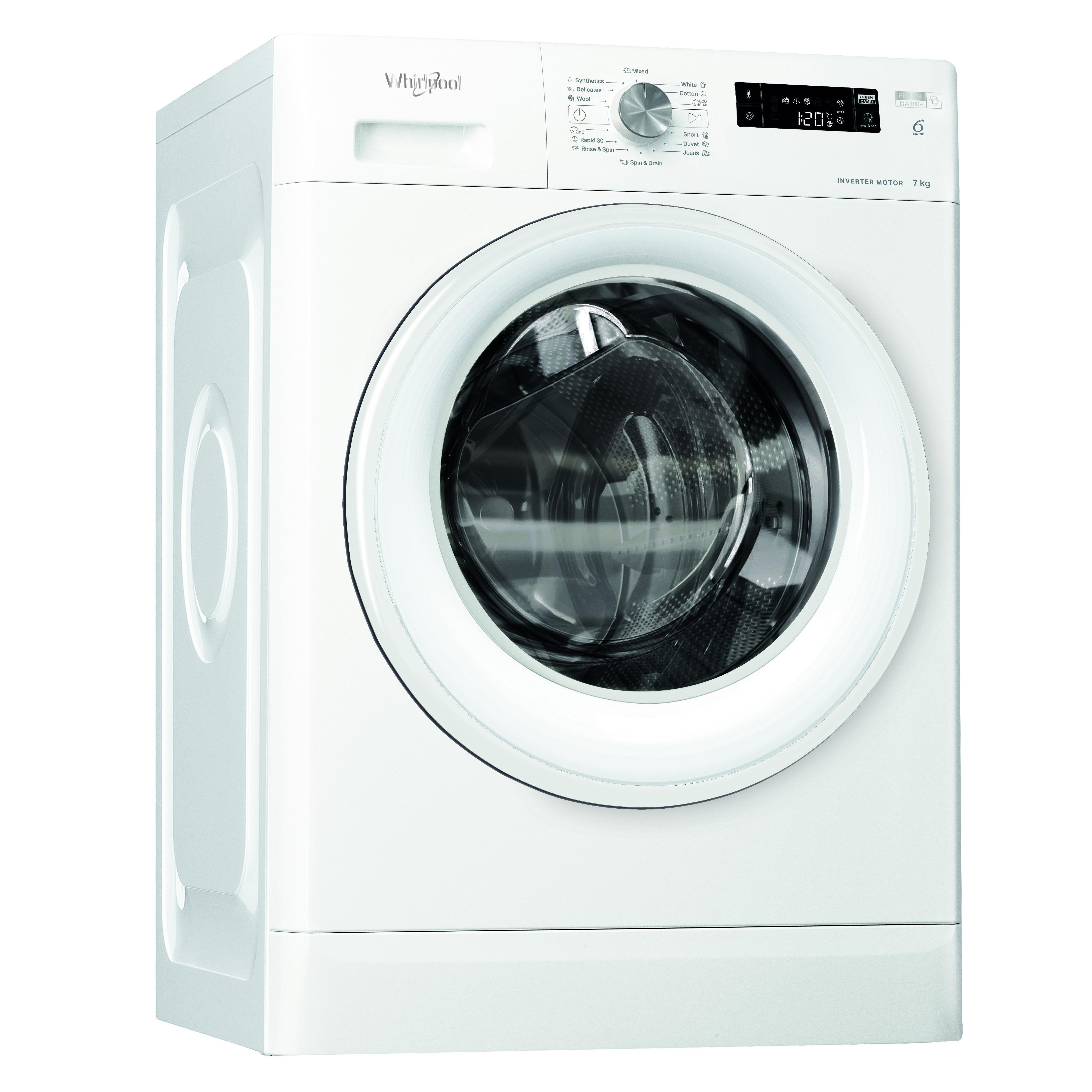 Whirlpool FFS 7438 W EE Wasmachine