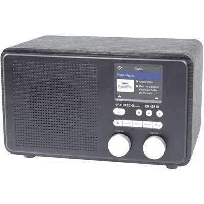 Albrecht DR 425 IR Internet radio