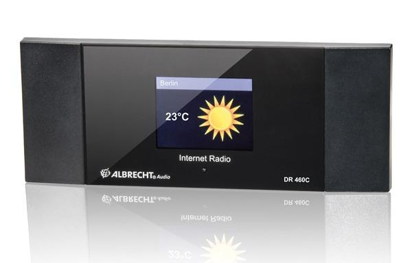 Foto van Albrecht DR 460 C Internet radio