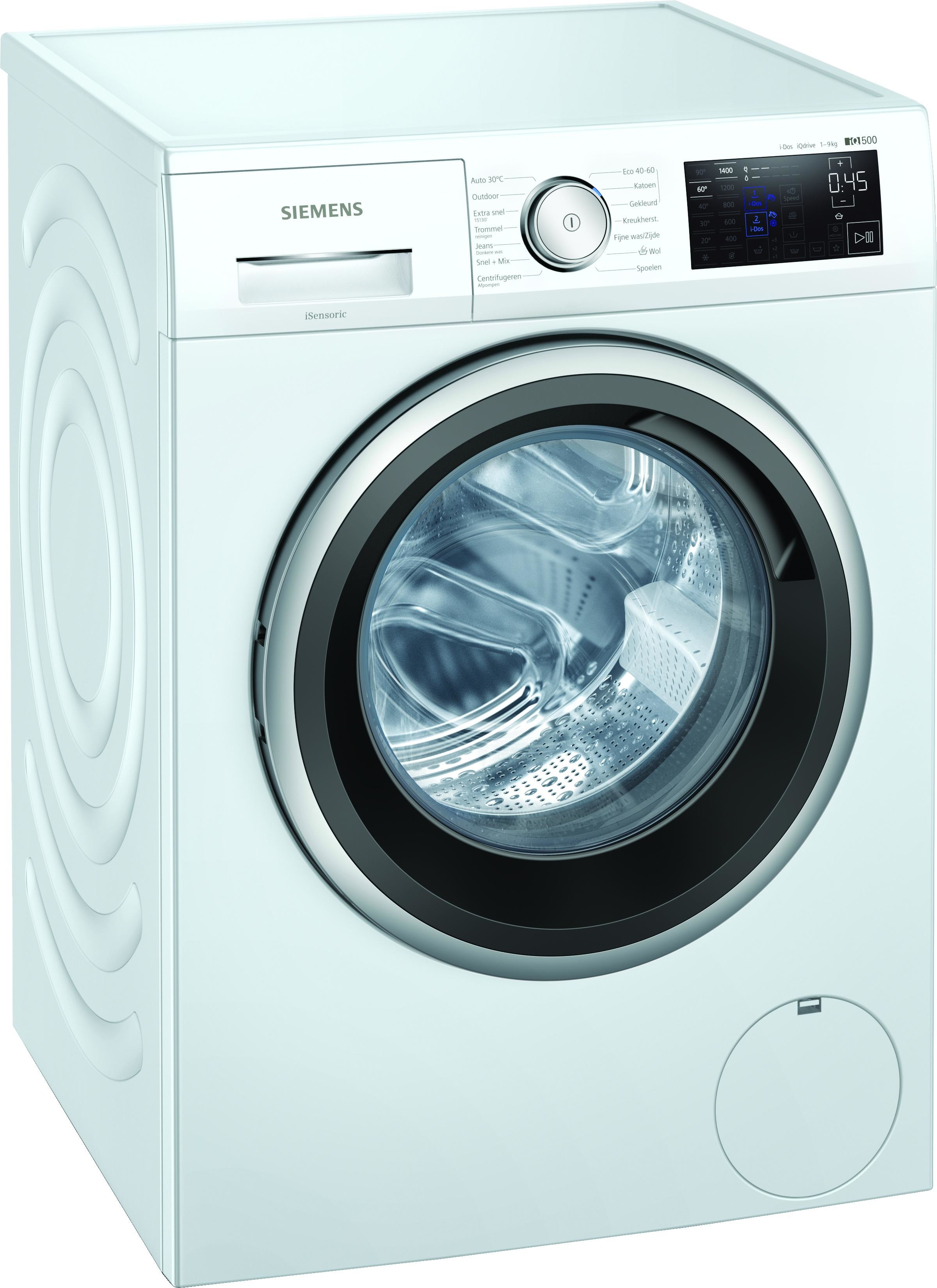 Siemens WM14UP00NL Voorlader - Prijsvergelijk