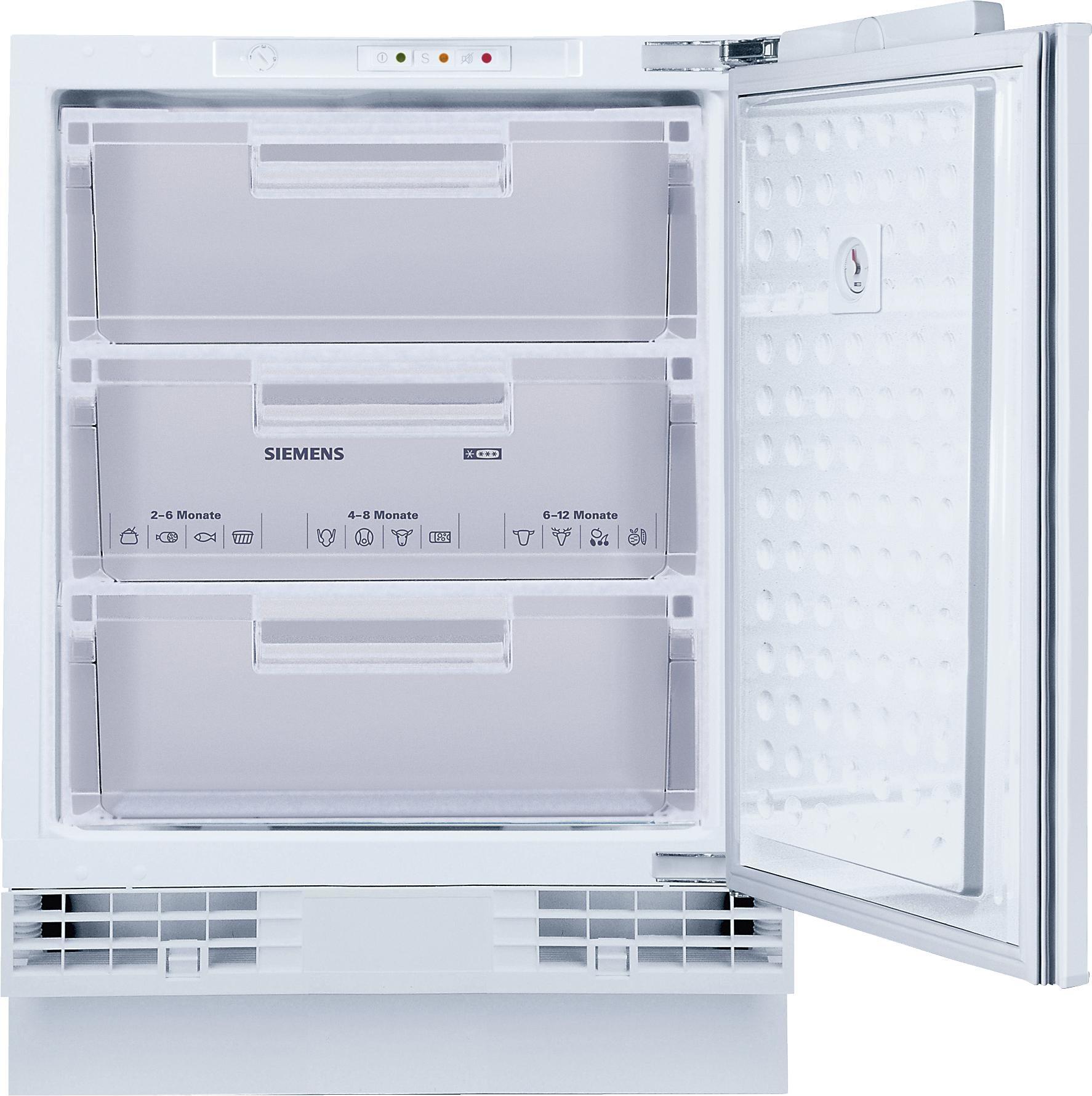 Siemens GU15DADF0 Inbouw vriezer - Prijsvergelijk