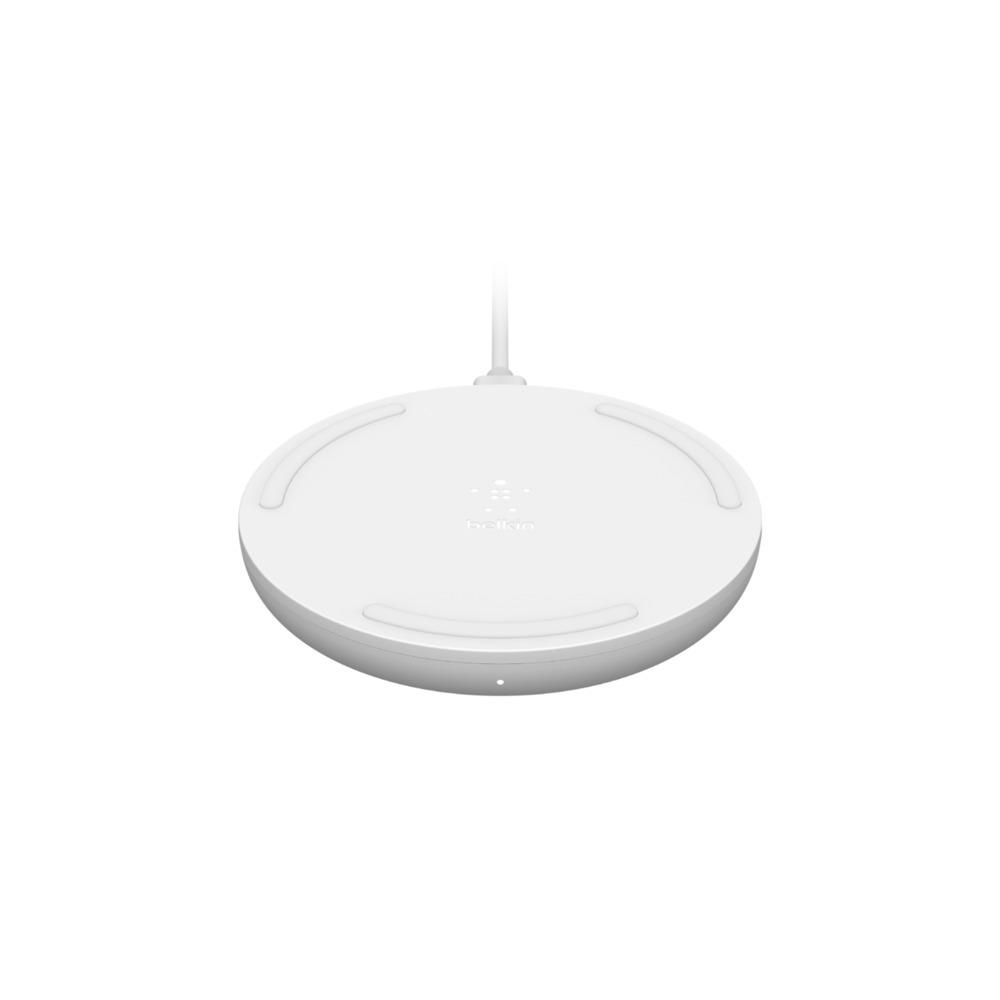 Belkin Wireless Charging Pad 15W USB-C Kabel mit Netzteil. weiÃ?
