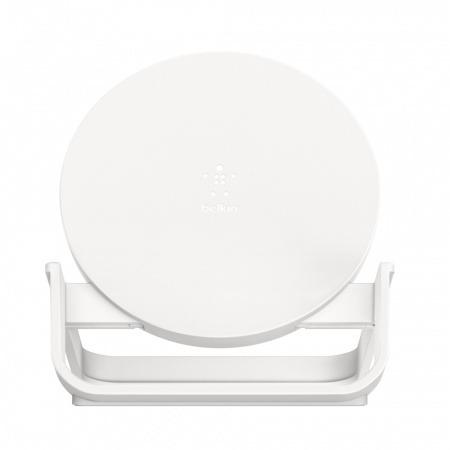 Belkin Wireless Charging Stand 10W Micro-USB Kab. Netzteil weiÃ?