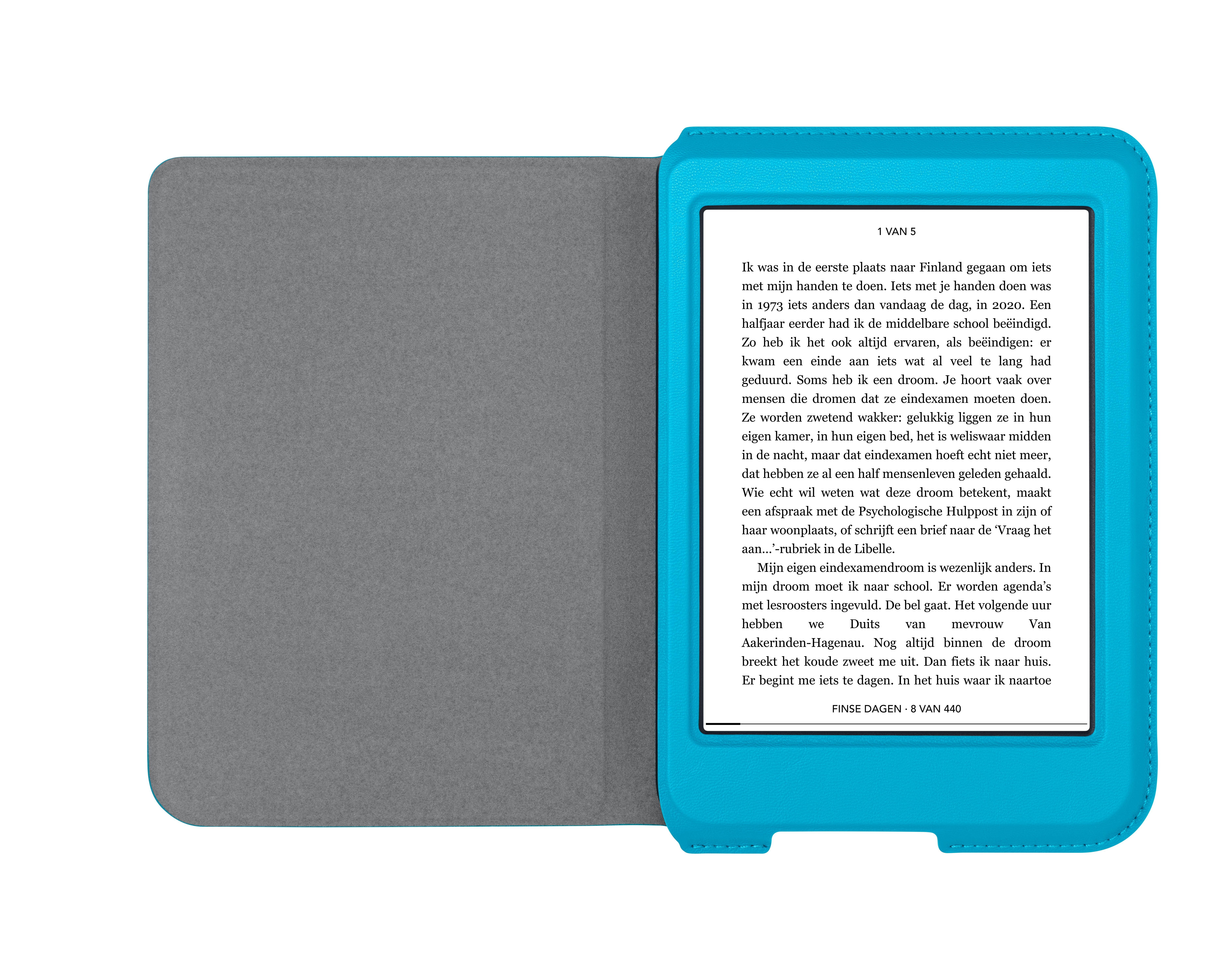Kobo Nia Sleepcover E-reader hoesje