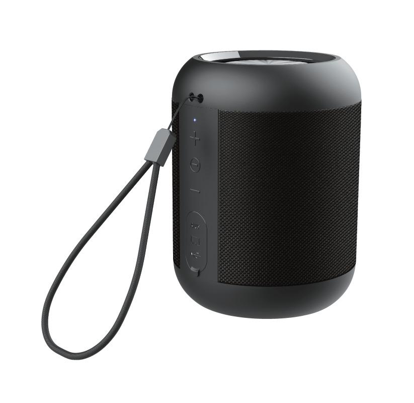 Trust Rokko Bluetooth Wireless Speaker Bluetooth speaker Zwart