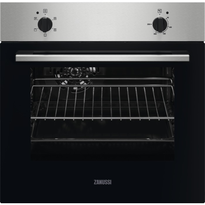 Zanussi ZOHNC0X1 Oven Staal