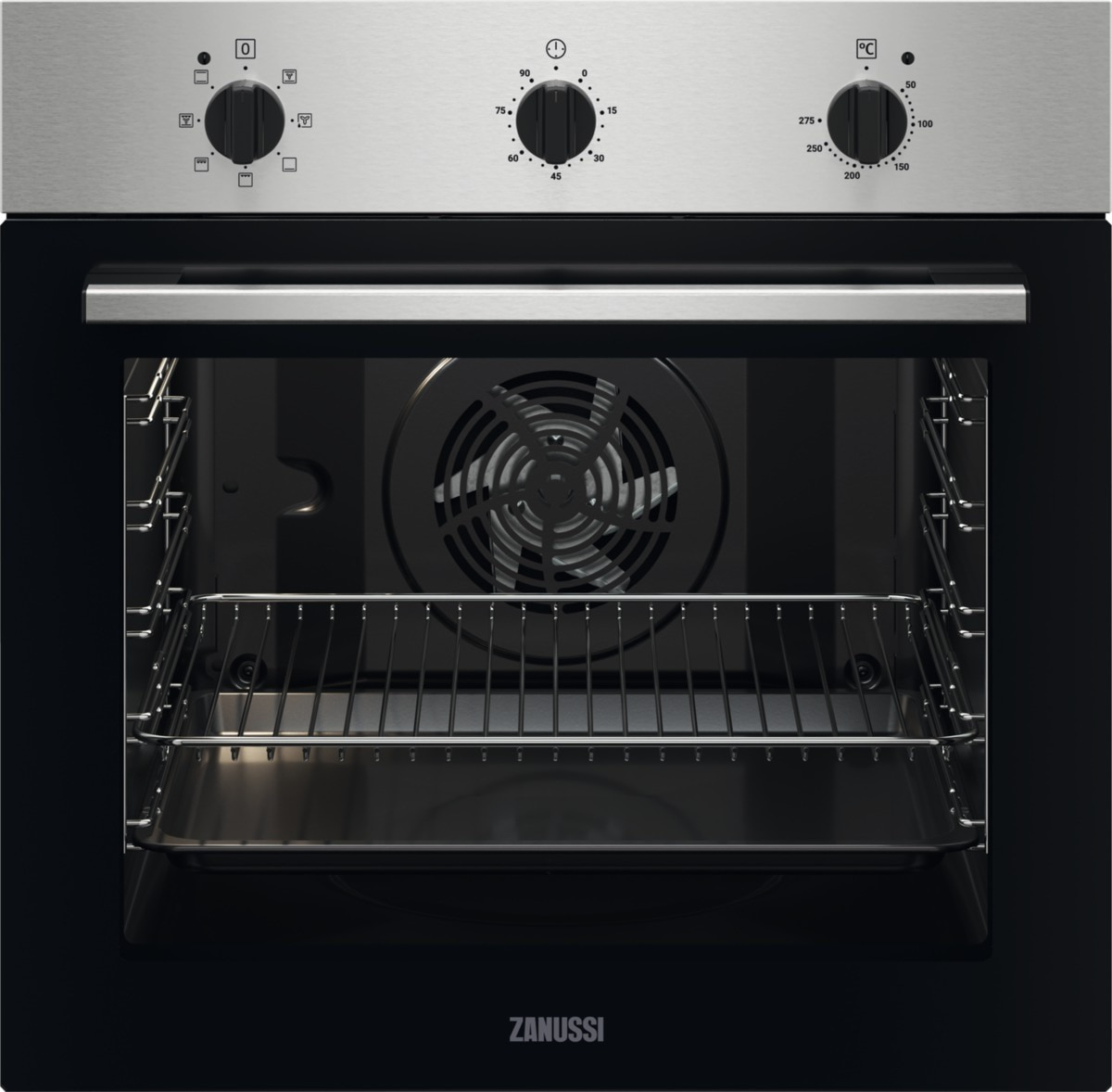 Zanussi ZOHXF1X1 Oven Staal