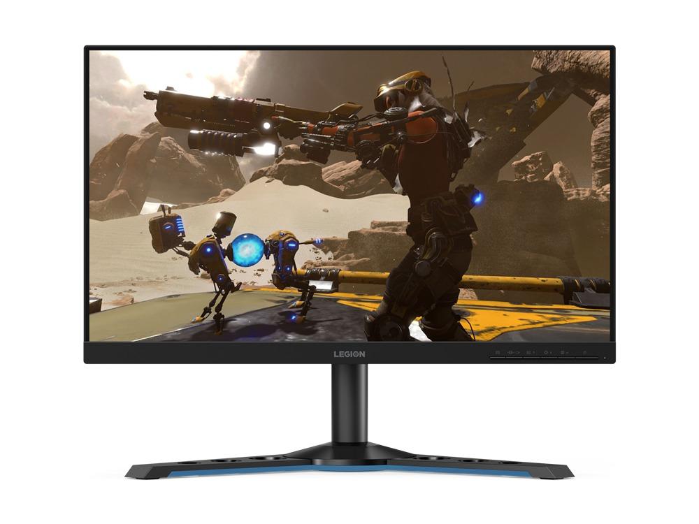 Lenovo Y25-25 Monitor Zwart