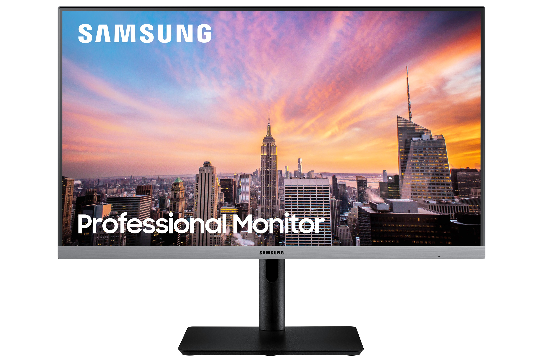 Samsung LS24R650FDUXEN Monitor Zwart
