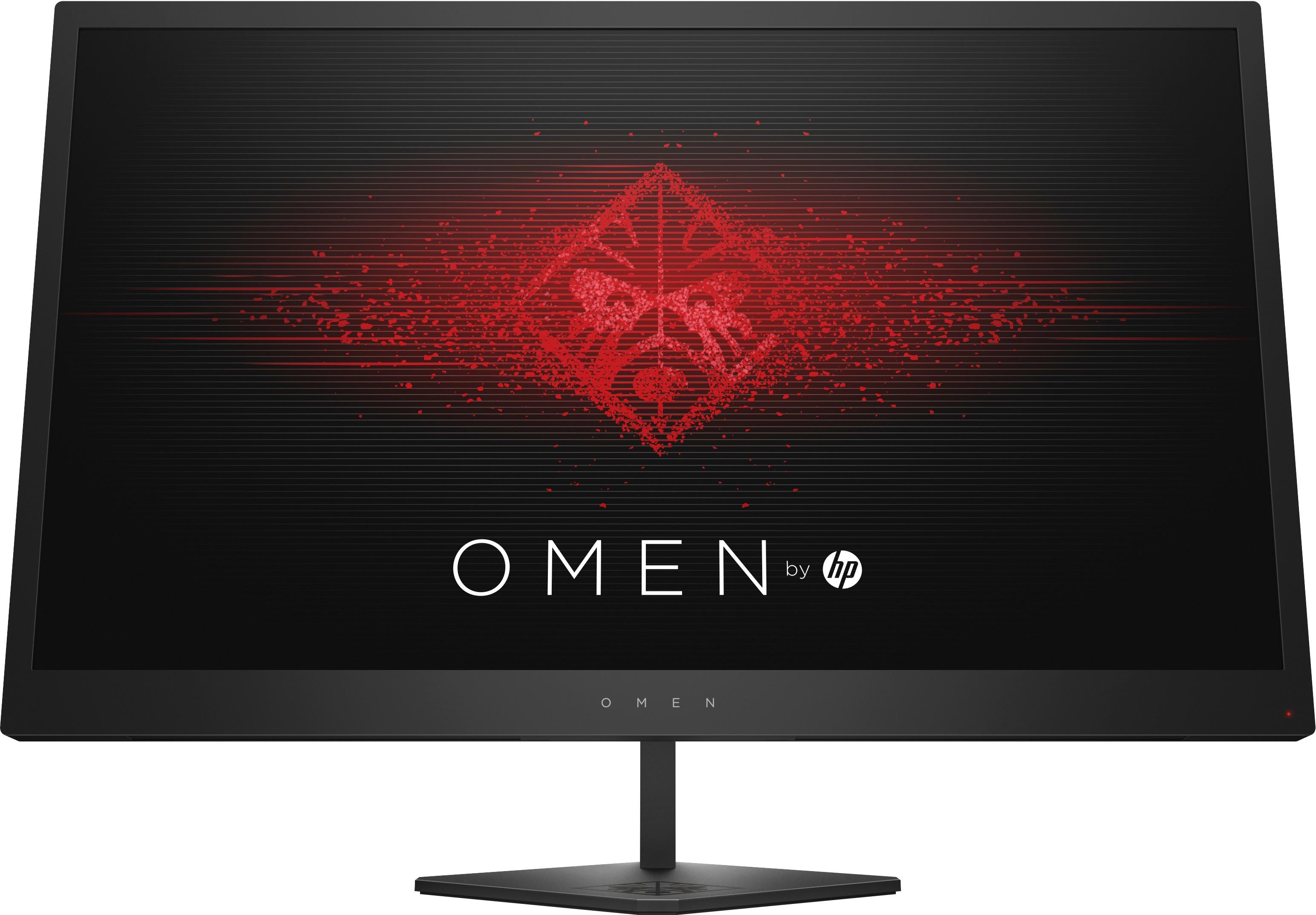 HP OMEN by HP 25 Monitor Monitor Zwart