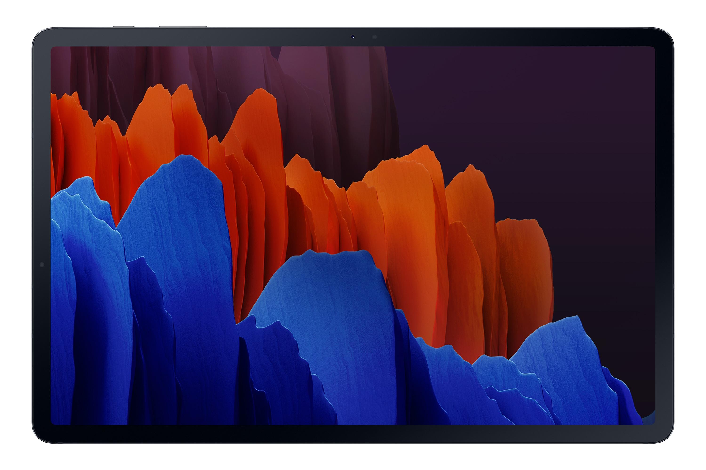 Samsung Galaxy Tab S7 Plus 128GB Wifi + 5G Tablet Zwart