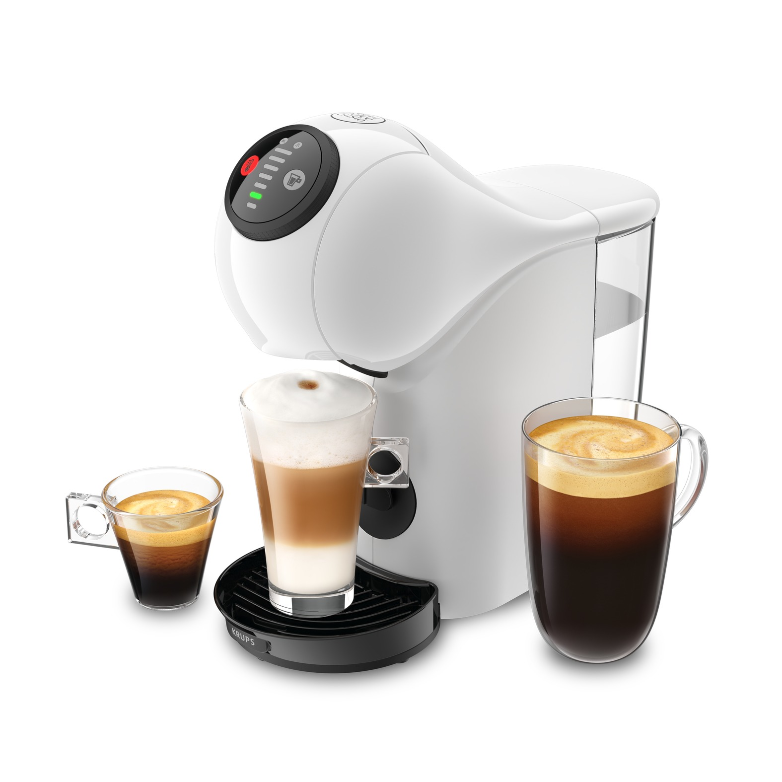 Krups KP2401 Dolce Gusto GENIO S Basic Espresso apparaat Wit