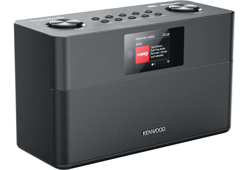 Foto van Kenwood CR-ST100 Hybride radio