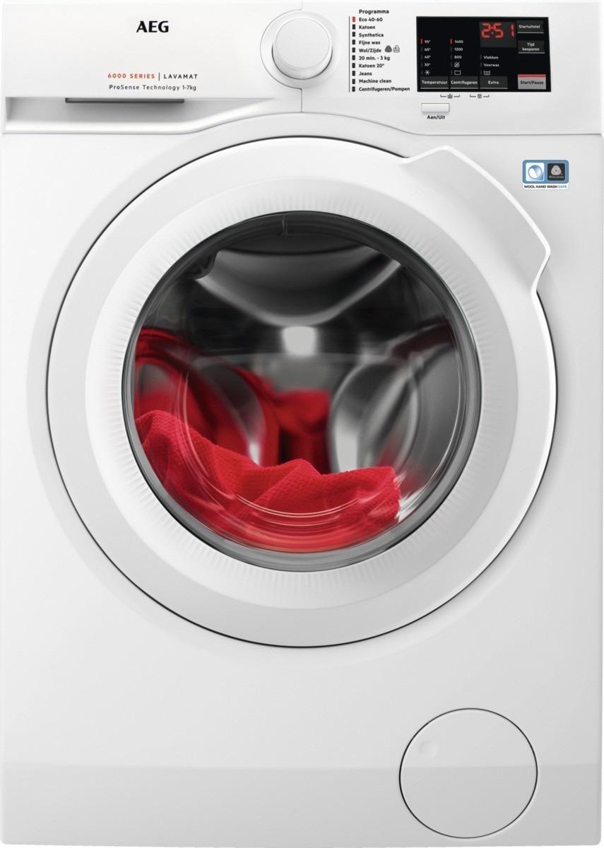 AEG L6FB7400 Wasmachine