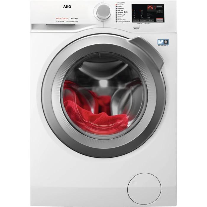 AEG L6FB86ECO Wasmachine