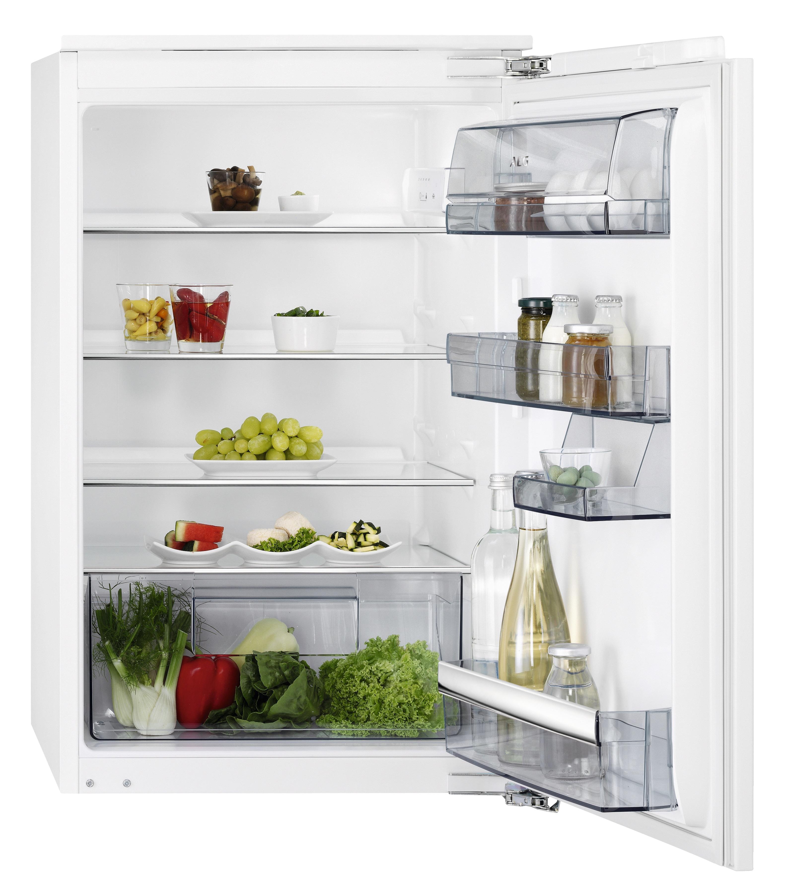 AEG SKB688E1AF Inbouw koelkast Wit