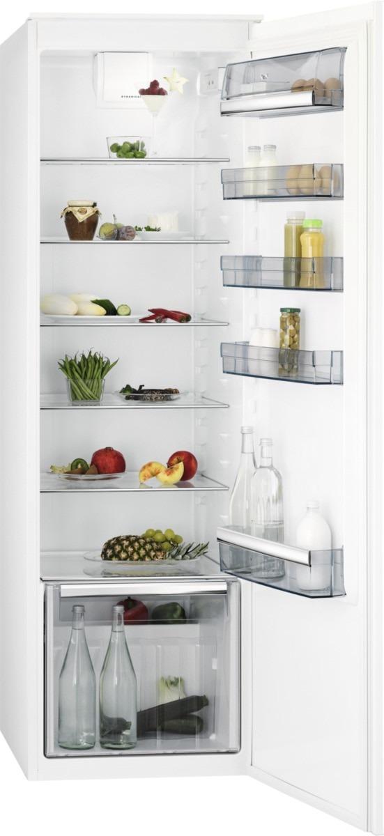 AEG SKB618F1DS Inbouw koelkast Wit