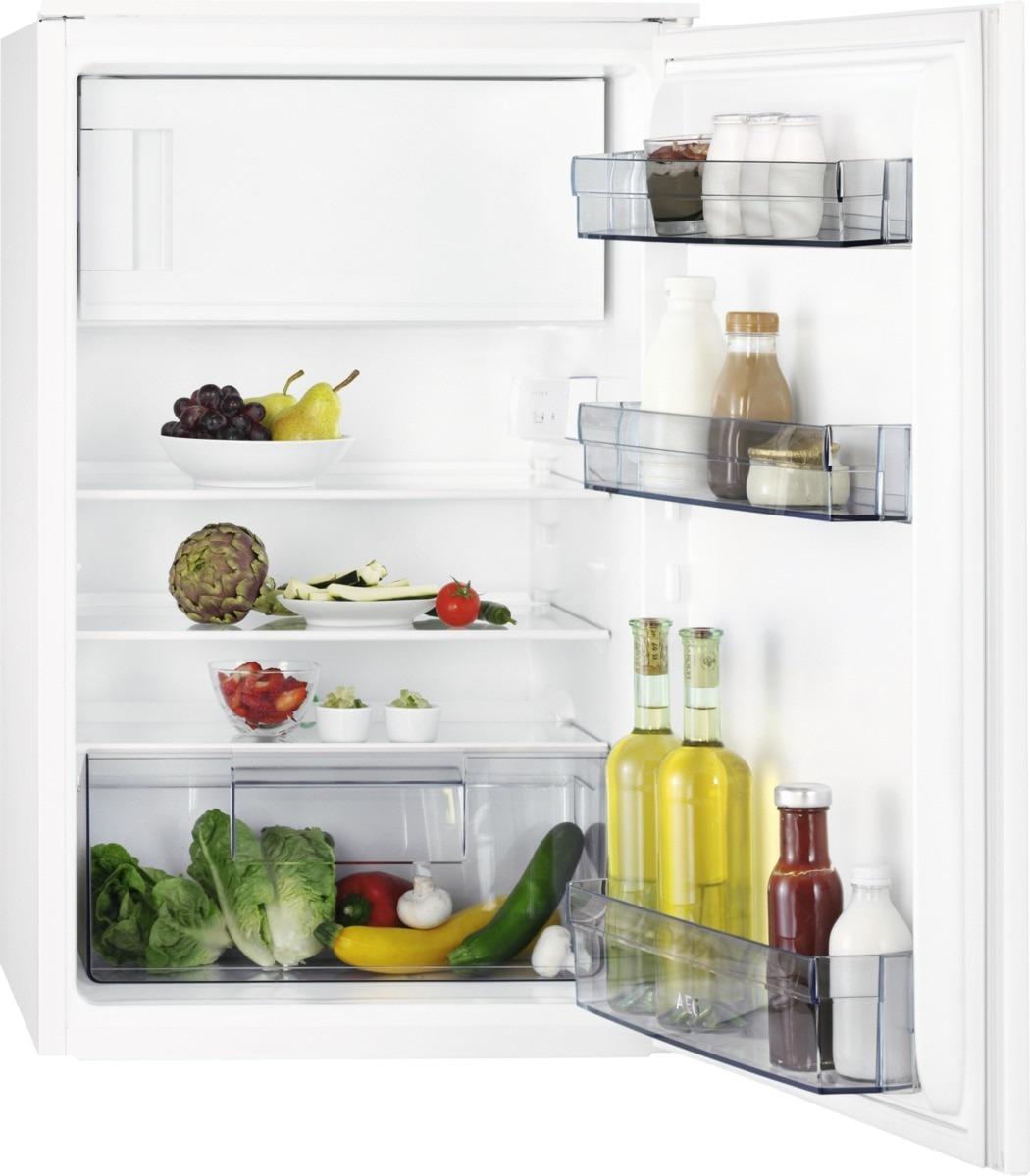 AEG SFS488F1AS Inbouw koelkast Wit