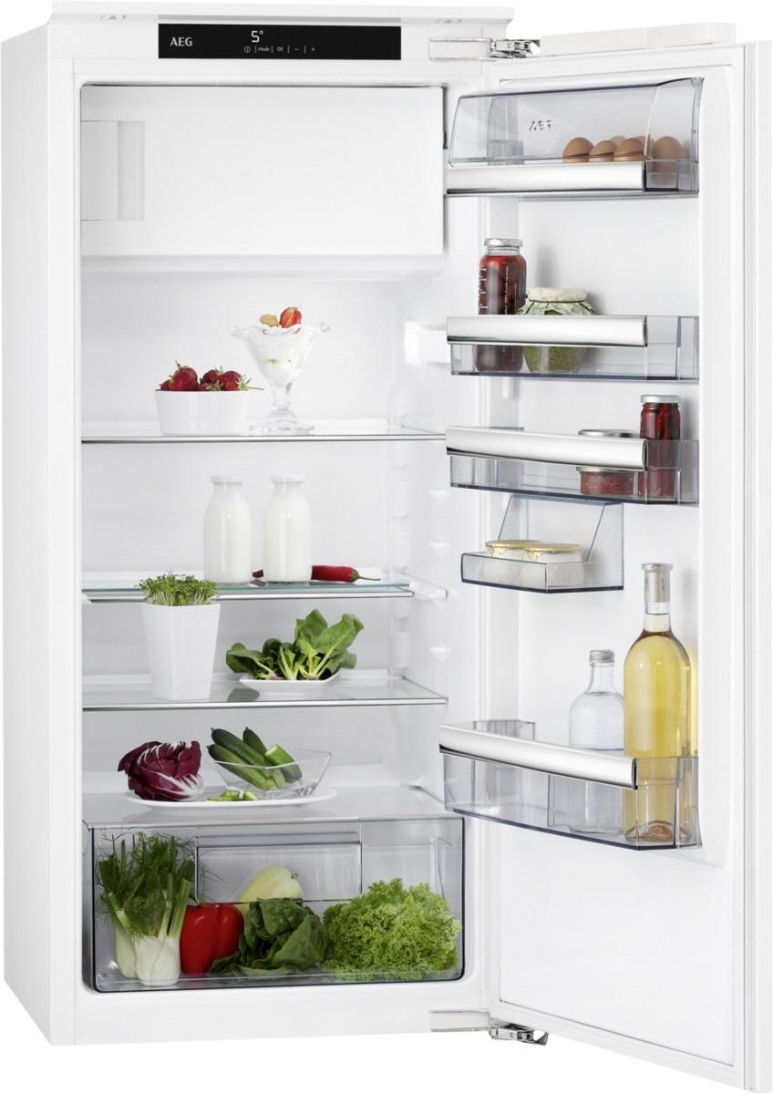 AEG SFE812E1AC Inbouw koelkast Wit