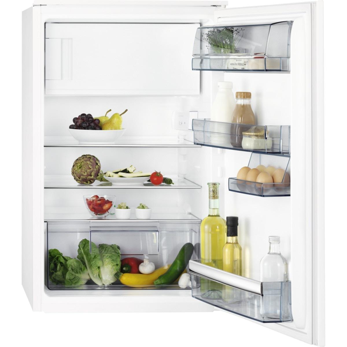 AEG SFK688F1AS Inbouw koelkast Wit