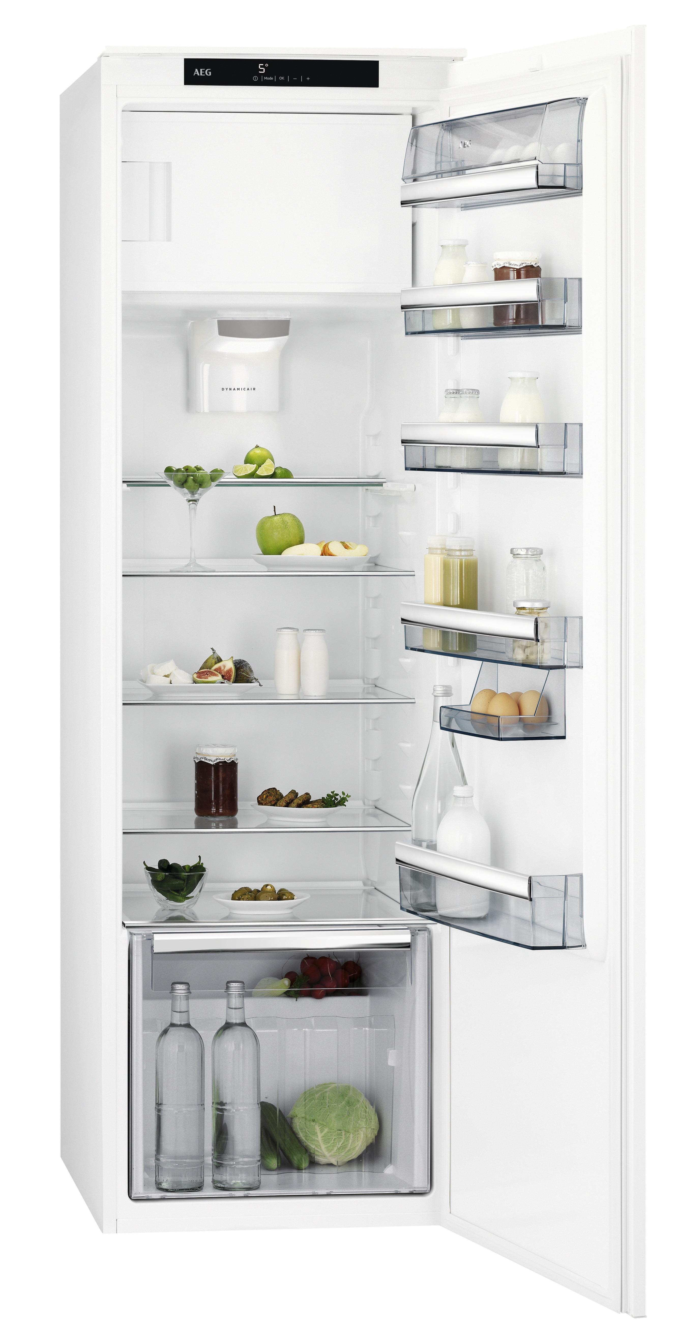 AEG SFE818F1DS Inbouw koelkast Wit