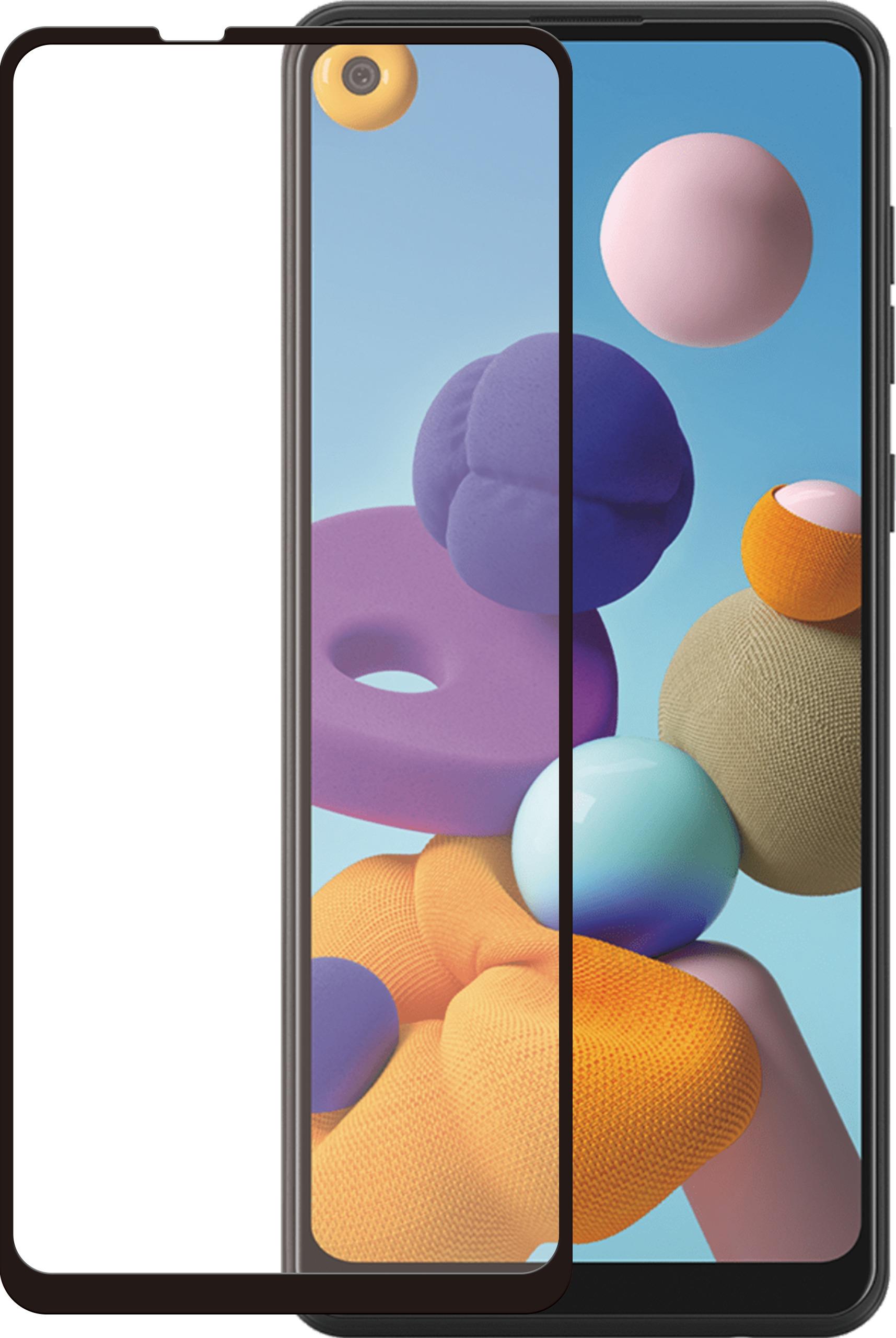 Op UrbanEssentials (wat heb je nodig in de stad?) is alles over telefoons te vinden: waaronder expert en specifiek Azuri Curved Tempered Glass RINOX ARMOR zwart frame voor Samsung A21s Smartphone screenprotector