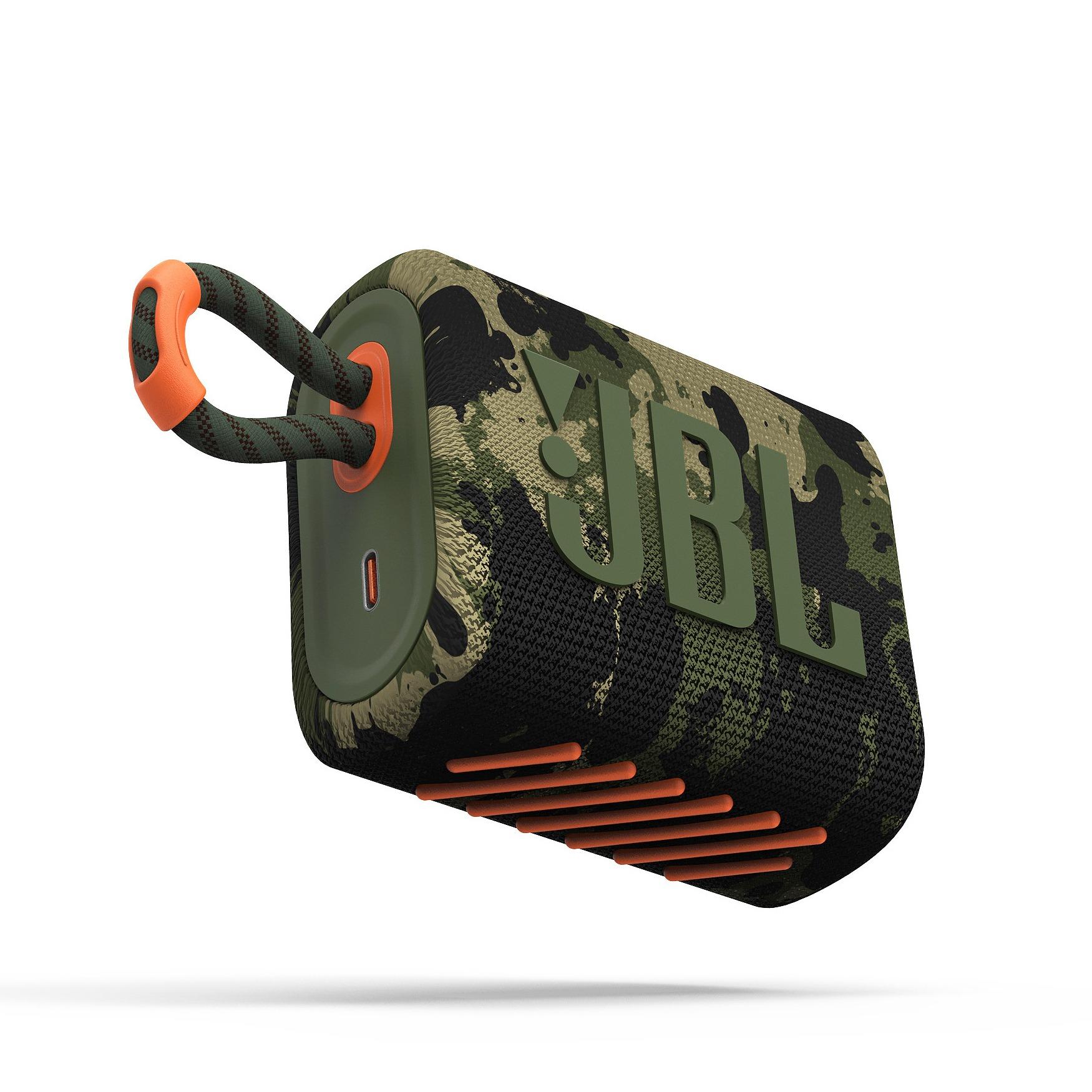 JBL GO 3 Bluetooth speaker Groen