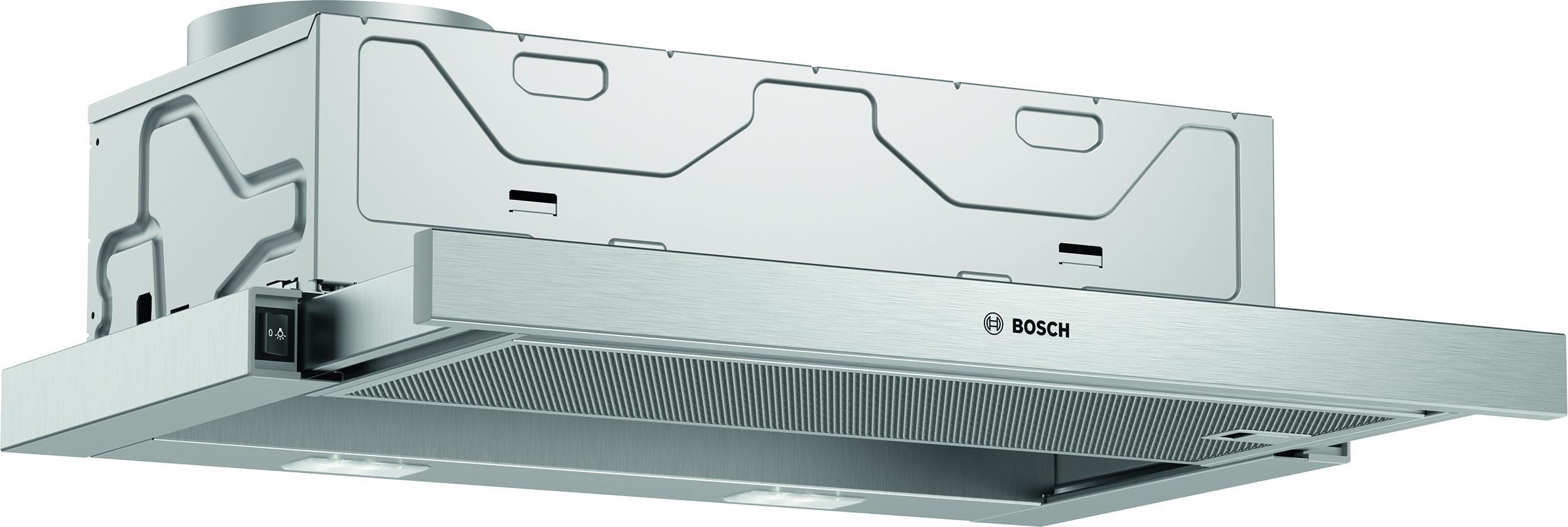 Bosch DFM064W54 Afzuigkap vlakscherm Aluminium