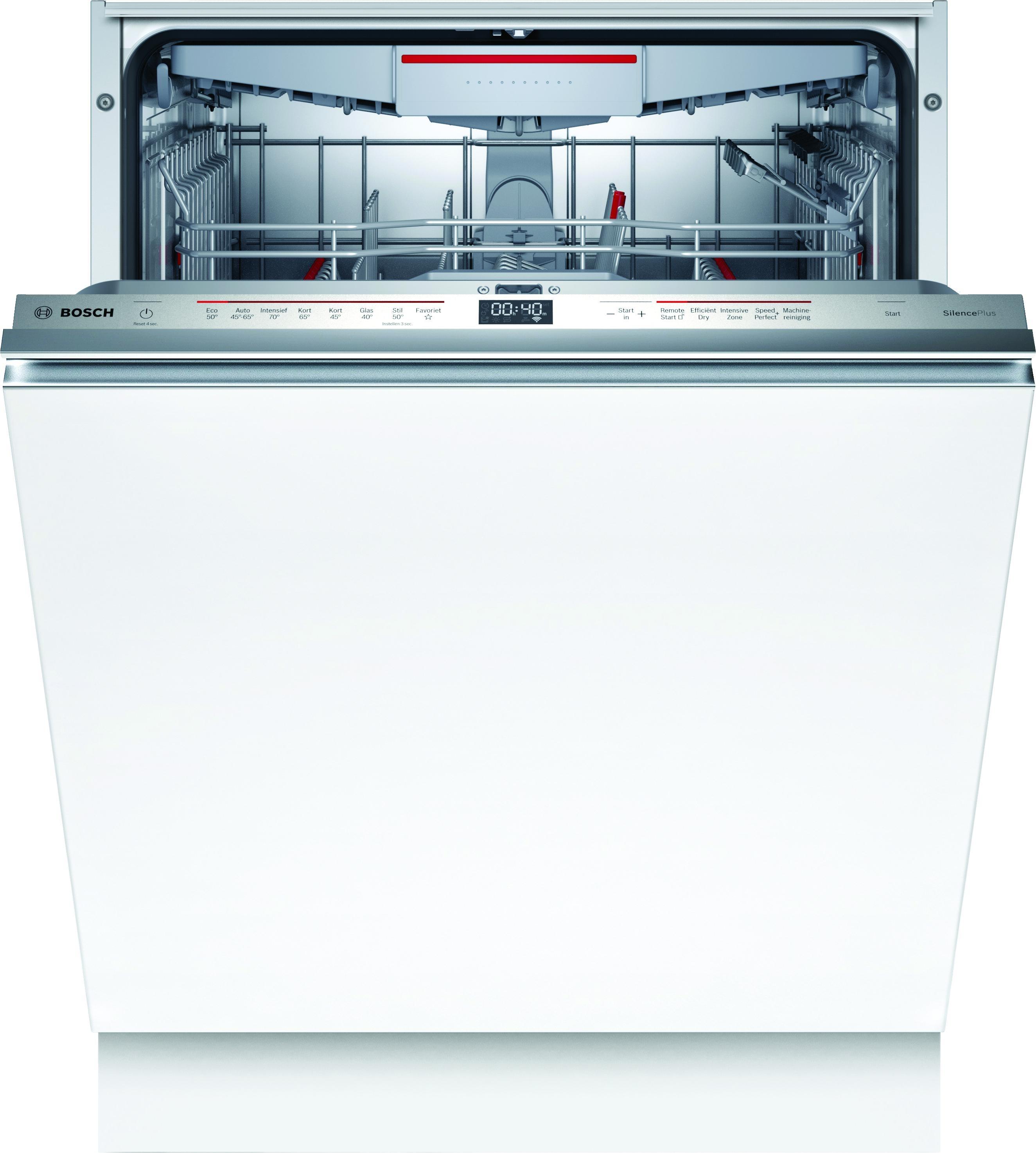 Bosch SMV6ECX93N Volledig vaatwasser