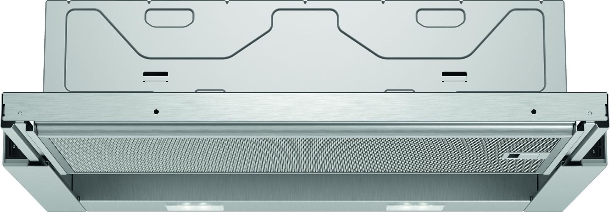 Siemens LI64LA521 Afzuigkap vlakscherm Aluminium